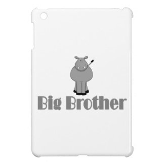 Big Brother Cute Hippo Cover For The iPad Mini