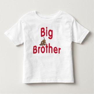 Big Brother Cute Hound Dog Toddler T-shirt