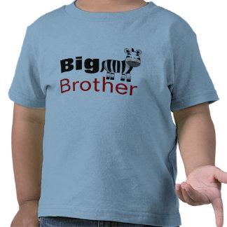 big brother (cute zebra) tee shirts