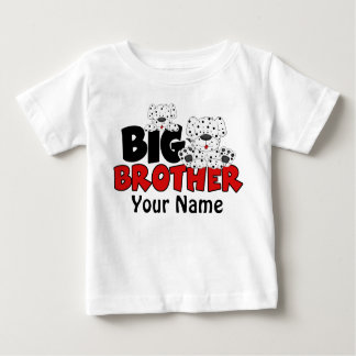 Big Brother Dalmations Personalized T-shirt