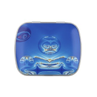 Big Brother Design Jelly Belly Tin