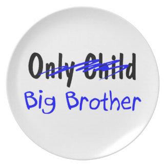 Big Brother Dinner Plates