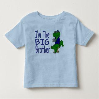 big brother dino 08 toddler t-shirt