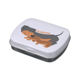 Big Brother (dogs) Candy Tins