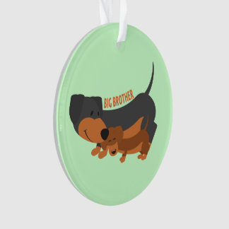 Big Brother (dogs) Ornament