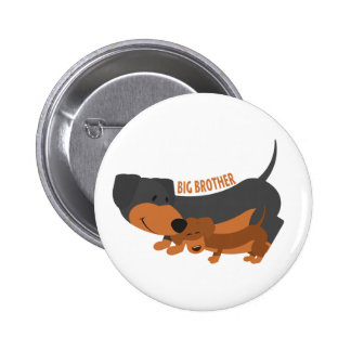 Big Brother (dogs) Pinback Button