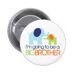 Big Brother Elephant T-shirt Pins
