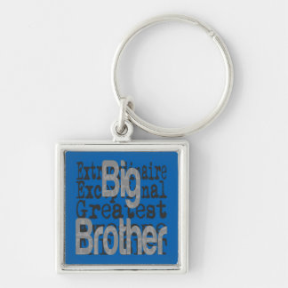 Big Brother Extraordinaire Keychain
