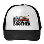 Big Brother Fire Truck Trucker Hats