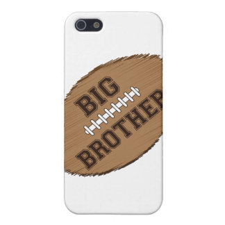 Big Brother Football iPhone 5/5S Cases