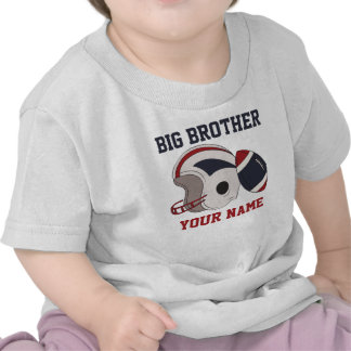 Big Brother Football Personalized Shirt