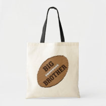 Big Brother Football Tote Bag
