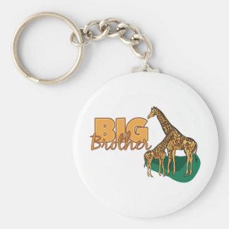 Big Brother (Giraffe) Keychain