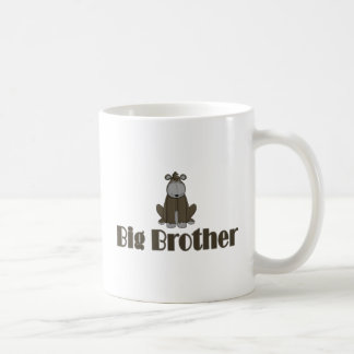 Big Brother Gorilla Classic White Coffee Mug