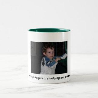 Big Brother helping Autism Recovery Fund, Mug