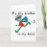 Big Brother Hero T-shirts and Gifts Card