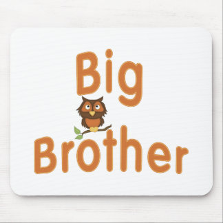 Big Brother Hoot Owl Mouse Pad