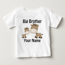 Big Brother Horse Personalized T-shirt