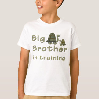 Big Brother In Training Turtles T-Shirt