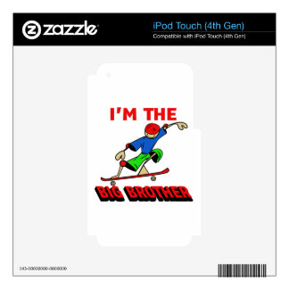 Big Brother iPod Touch 4G Decal