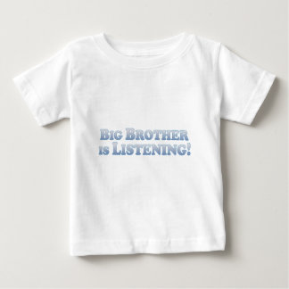 Big Brother Is Listening - Mult-Products Baby T-Shirt