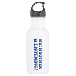 Big Brother Is Listening - Mult-Products Water Bottle