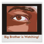 Big Brother is Watching! Poster