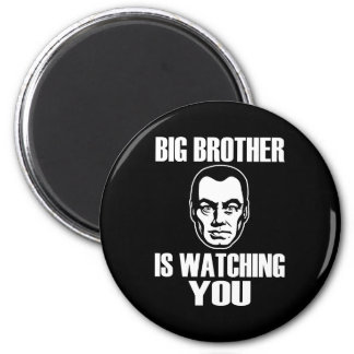Big Brother is Watching You 2 Inch Round Magnet