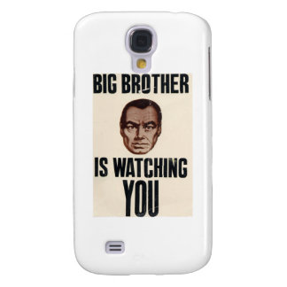 Big Brother Is Watching You Samsung Galaxy S4 Case