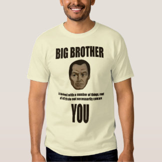 Big Brother Isn't Interested Shirt