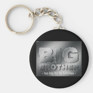 Big Brother Key Chain
