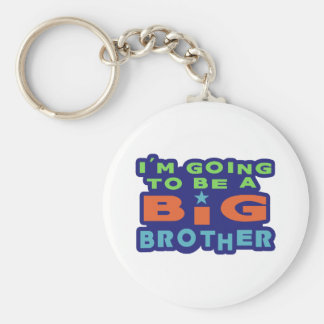 Big Brother Keychain