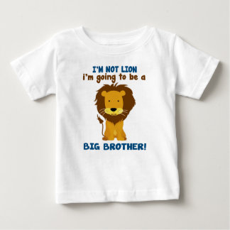 Big Brother Lion T-shirt