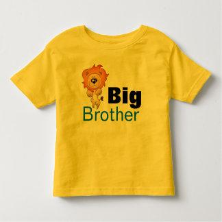 Big brother (lion) toddler t-shirt