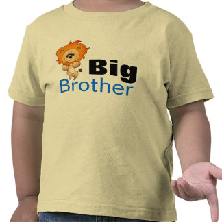 Big brother (lion) tees