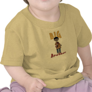 Big Brother Little Boy 11 T Shirts
