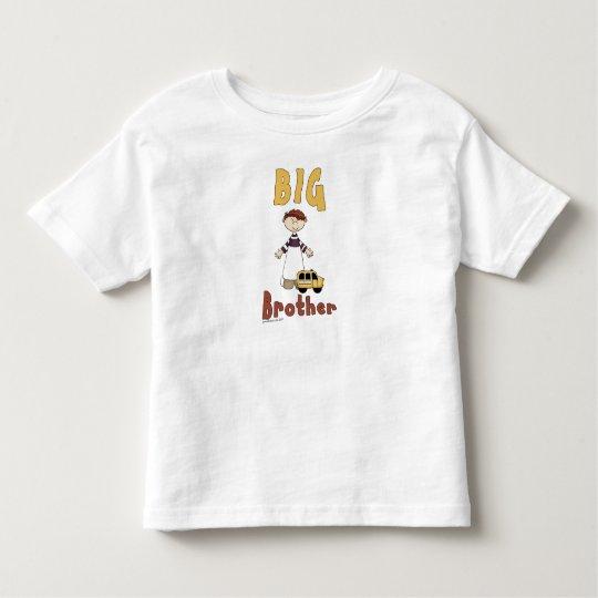 Big Brother Little Boy 3 Toddler T-shirt