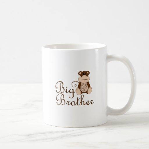 Big Brother Monkey Coffee Mug