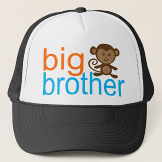 Big Brother Monkey Trucker Hat