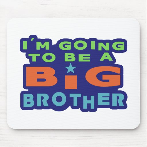 Big Brother Mouse Pad