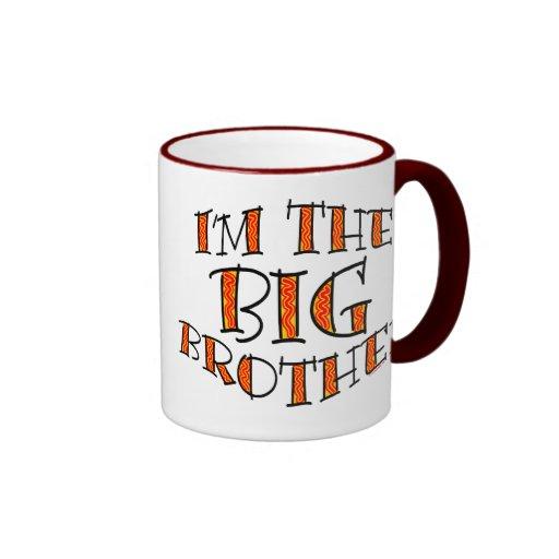 """""""Big Brother"""" Mug"""