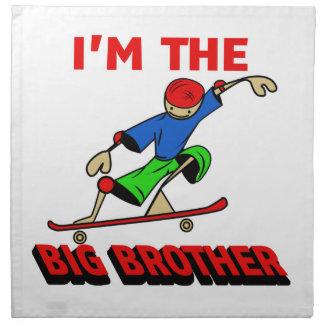 Big Brother Napkin