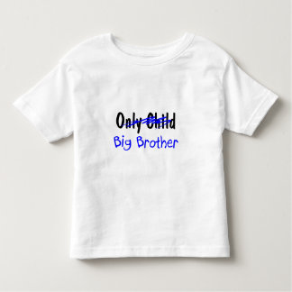 Big Brother (No More Only Child) T Shirt