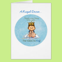 Big Brother of baby brother Card