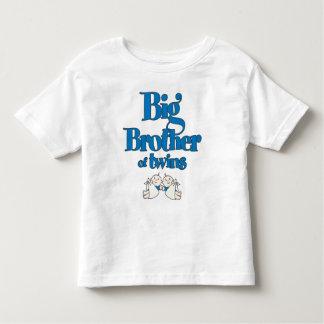 Big Brother of Twin Boys Tee