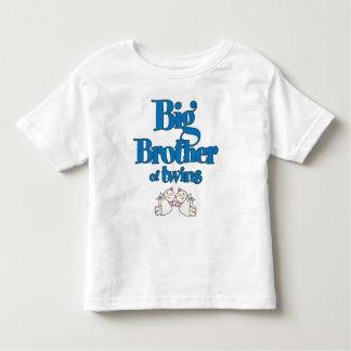 Big Brother of Twin Girls Tshirt