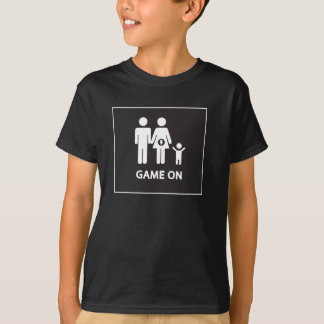 Big Brother or Sister Shirt for Gaming Family