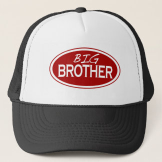 Big Brother (oval) Trucker Hat