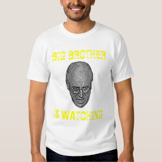 Big Brother Oz T-shirt