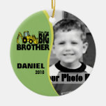Big Brother Photo Ornaments